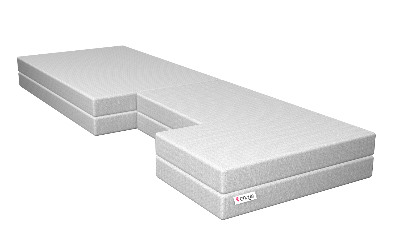 skládací matrace do auta